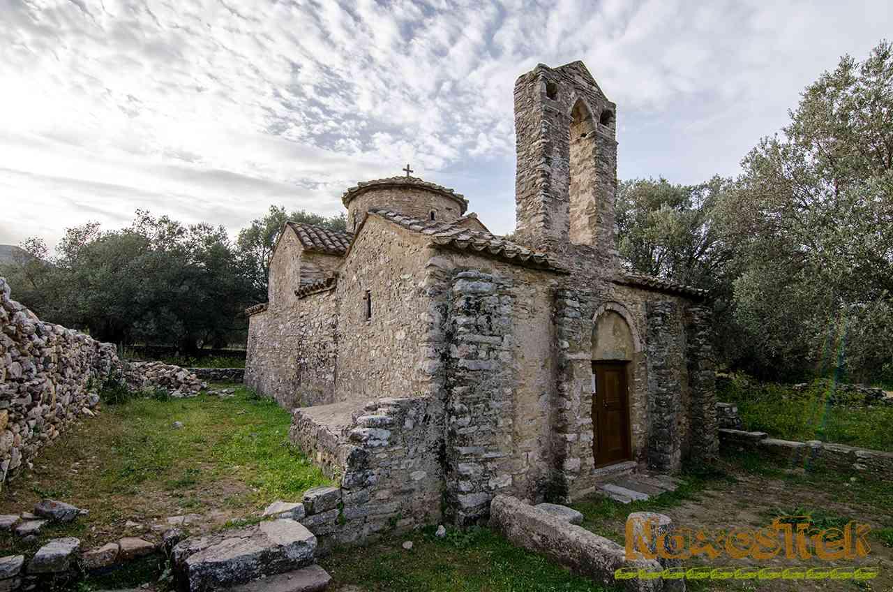 Agios Georgios Diasoritis | Hiking | Naxos | Naxostrek