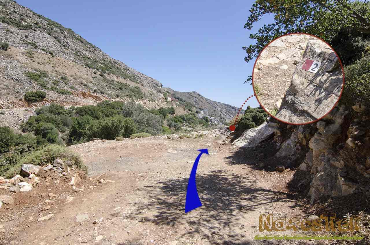Naxos Hiking Trail 2 | Mount Zas (Zeus) | Zas cave | Greece