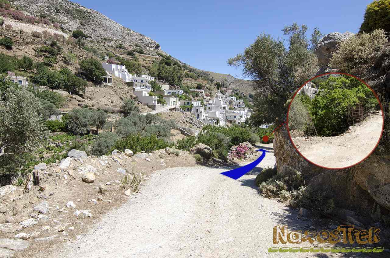 Hiking Naxos - Trekking route 2 - Filoti - Mount Zas - Greece